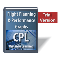 CPL Flight Planning and Performance Distance Learning Course 3-day trial